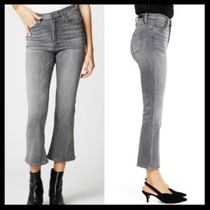 Blank NYC The Vandam Cropped Flare Jean